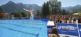 Sportler Slackline Weekend in Bludenz!