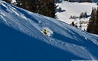Black Diamond Skier