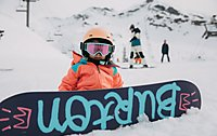 Snowboard-Kollektion Kinder
