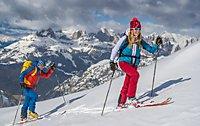 Abbigliamento sci alpinismo donna