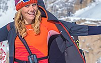 Skitouren-Bekleidung Damen