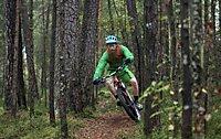 fjørå Singletrail-Mountainbike