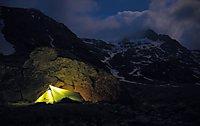 Illuminazione, lampade da campeggio