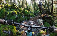 Sfreccia sui sentieri in bicicletta!