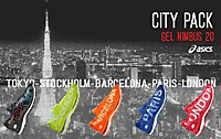 Asics City Pack