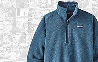 Better Sweater - Fair Trade Fleece