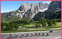 Erlebe den Giro d'Italia mit dem Rennfahrer Patrick Konrad