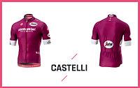 Offizielle Giro d'Italia 2018 Herren-Radbekleidung von Castelli