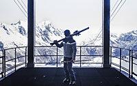 Leidenschaft für den Schnee