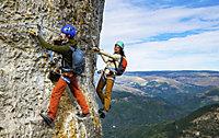 Imbraghi arrampicata