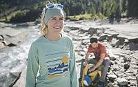 Berg- und Trekkingbekleidung
