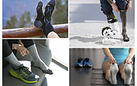 Socken für jeden Sport
