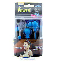 4id PowerBudz auricolari LED, Blue