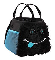 8BPlus Hector Boulder Bag, Black/Sky Blue