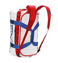 8BPlus Kraxen - Accessorio per allenamento arrampicata, Chalk White/Radiant Red/Blue