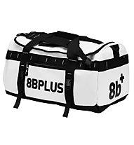 8BPlus Kraxen - Accessorio per allenamento arrampicata, Chalk White/Black