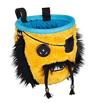 8BPlus Paul - Chalkbag, Yellow/Black/Turquoise