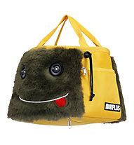 8BPlus Rocco Boulder bag - portamagnesite da bouldering, Yellow/Brown