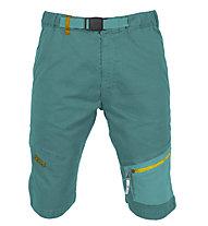 ABK Rock Face - pantalone corto arrampicata - uomo, Green