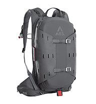 ABS A.LIGHT - Lawinenrucksack, Grey