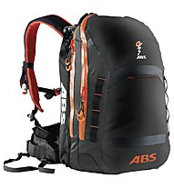 ABS Powder 15, Black/Orange