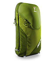 ABS Powder 15 - Zaino airbag, Lime Green
