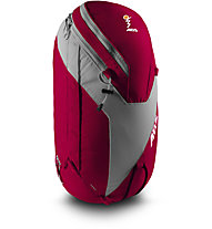 ABS Vario 32 - zaino zip-on, Red/Anthracite