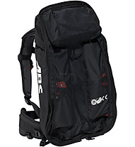 ABS Vario Base Unit  with Cover - Lawinwnrucksack, Black
