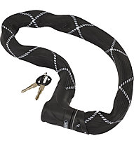 Abus Iven Steel-O-Chain 8210/85 - lucchetto, Black