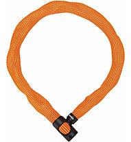Abus IvyTex 7210/85 sparkling - lucchetto bici, Orange