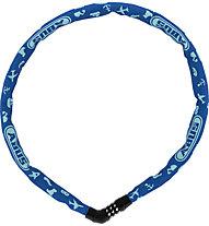 Abus Steel-O-Chain 4804C/75 - Fahrradschloss - Kinder, Blue