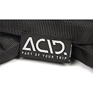 Acid Corvid K80 - lucchetto, Black