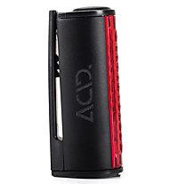 Acid LED-Set HPA - luci bici, Black