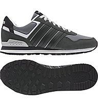 Adidas Neo 10K - Turnschuh Herren, Grey/Black