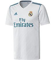Adidas 2017/2018 Real Madrid Home Jersey - Fußballtrikot - Herren, White