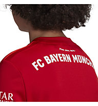adidas 19/20 FC Bayern Home Jersey Youth - Fußalltriot - Kinder, Red
