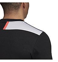 adidas 19/20 Juventus Turin Home Jersey - Fußballtrikot - Herren, Black