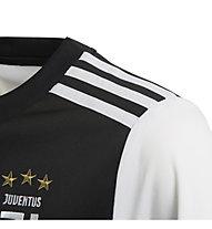 adidas 19/20 Juventus Turin Home Jersey Youth - Fußballtrikot - Kinder, Black