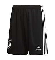 adidas 19/20 Juventus Home Short Youth - Fußballhose - Kinder, Black/White