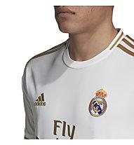 adidas 19/20 Real Madrid Home Jersey - maglia da calcio - uomo, White