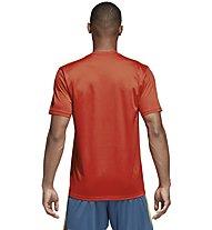adidas 2018 Home Replica Spagna - maglia calcio - uomo, Red/Yellow