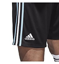 Adidas 2018 Short Home Replica Argentina - pantalone calcio - uomo, Black/White/Blue