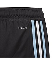 Adidas 2018 Short Home Replica Argentina Kid's - pantalone calcio - bambino, Black/White/Blue
