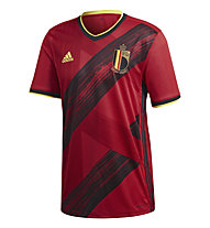 adidas 2020 Home Belgium - maglia calcio - uomo, Red