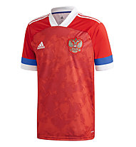 adidas Russland 2020 - Heimtrikot - Herren, Red