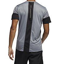 adidas 25/7 Runr Parley - T-shirt running - uomo, Grey