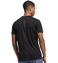 adidas 25/7 Runr Parley - Laufshirt - Herren, Black