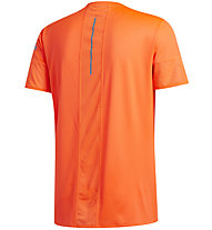 adidas 25/7 Runr Parley - Laufshirt - Herren, Orange