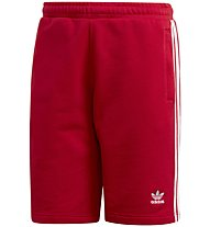 adidas Originals 3-Stripes Short - Trainingshose kurz - Herren, Red