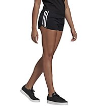 3 Stripes Short Trainingshose kurz Damen